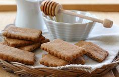Life In Food - Biscotti integrali allo zenzero
