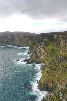 The magnificent Horn Head in Donegal.