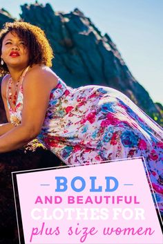 Bold and Beautiful Clothes For Plus Size Women>> http://declarebeauty.com/style/clothes-for-plus-size-women/