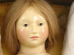 A BARTHOLOMINA HANDMADE DOLL KIT - unfortunately we had to sell most of these, at least we have some left of these classic beauties. Probably time I make them for my little girls.