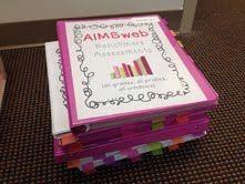 aimsweb/dibels notebooks @ Hello Literacy