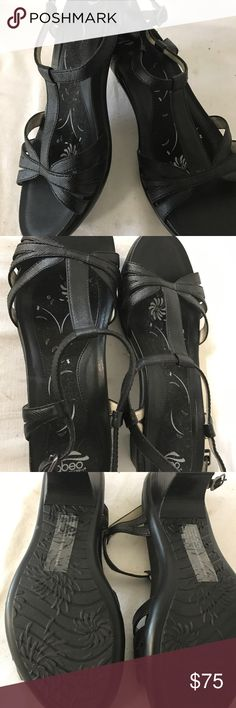 Abeo sandals size 9woman Looks great! abeo Shoes Sandals