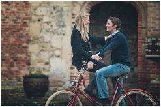 Engagement photograph. Elizabeth Halford Photography.