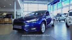 The new 2015 Ford Focus – Essex Ford review.