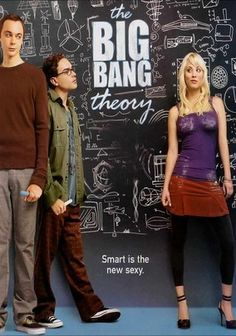 The Big Bang Theory (2007) Quarks fly when ultra-geeky Caltech physicists Sheldon and Leonard (Jim Parsons and Johnny Galecki) discover that they have a new neighbor: Penny (Kaley Cuoco), a sexy actress who inspires the lads to try a relationship with something other than their particle accelerators. This science-savvy hit sitcom co-stars Simon Helberg and Kunal Nayyar as friends and fellow nerds who reveal they also have a thing or two to learn about the fairer sex.