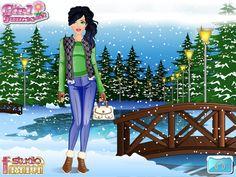 ομορφιά στον χιονιά