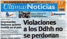 Últimas Noticias Vargas lunes 27 de junio de  2016