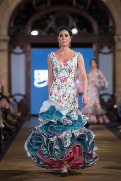 We Love Flemenco 2017 Pepe Fernández  #vestido #modaflamenca #wlf17 #sevilla
