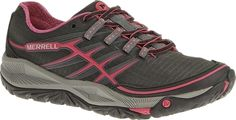 MERRELL Allout Rush in Black/Paradise Pink