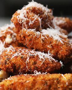 Cheesy Chicken Parm Bites