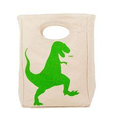 T-Rex Lunch Bag~