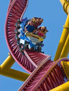 Cedar Point (Sandusky, Ohio) Explore the second-oldest amusement park in the US (behind Connecticut's Lake Compounce). Opened in 1870, Cedar Point spans total 72 rides, including stars like Millennium Force!
