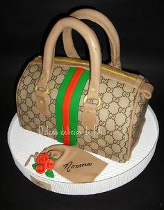 Gucci Cake Purse