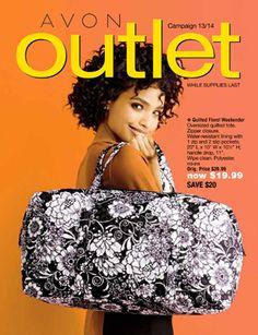 Avon Outlet Campaign 13 / 14 - view Avon campaign 13 catalogs online at http://www.makeupmarketingonline.com/avon-campaign-13-2014/
