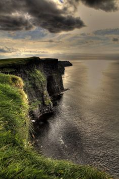 Cliffs of Moher, Ireland...hopefully will be seeing this in june:)