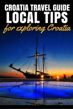 Croatia Travel Blog Travel Tips Zadar