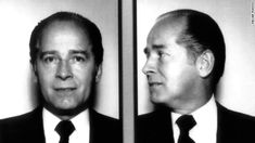 Notorious Boston gangster James 'Whitey' Bulger was found dead at a federal prison in West Virginia Tuesday, federal officials said. Mafia, Jack Nicholson, Virginia, The Rifleman, Irish American, American Crime, Federal Prison, Entertainment Video, Le Chef
