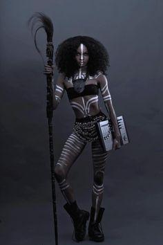 afro cyberpunk