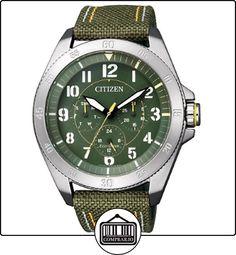 Watch Citizen Eco-Drive Military BU2030-09W de ✿ Relojes para hombre - (Gama media/alta) ✿