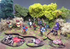Matt's gaming page (Glenbrook Games): Curteys Arthurians and Saxons