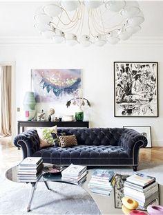 Interieurtrend: Velvet - Residence