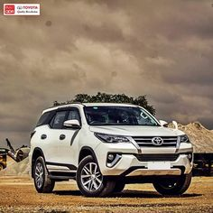 Hd Wallpaper Toyota Fortuner 2014 White Color Hd