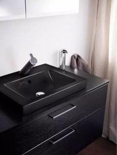 musta pesuallas - Google-haku Hana, Home Goods, Cool Stuff, Bathroom, Furniture, Helsinki, Design, Home Decor, Homes