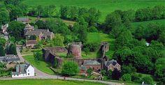 Walking Holidays in UK: Three Castles Walk