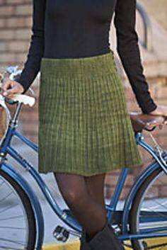 Ravelry: Isobel Skirt by Cia Abbott Bullemer