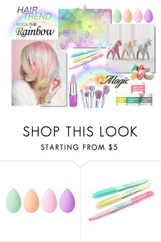 """""""Untitled #237"""" by suzieis53 ❤ liked on Polyvore featuring beauty and beautyblender"""