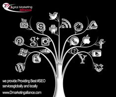We Provide Best SEO Services Globally and Locally . Vegetable Illustration, Vintage Chalkboard, Best Seo Services, On Page Seo, Local Seo, Search Engine Optimization, Digital Marketing, How To Draw Hands, Design Agency