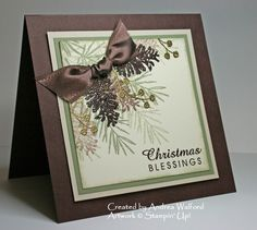 Christmas Blessings by aswalford - Cards and Paper Crafts at Splitcoaststampers