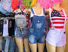 The Santee Alley Summer #Trend - Overalls!