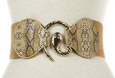 Snake Hook Elastic Belt