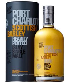 Port Charlotte Scottish Barley, best prices for the Peat beast too!