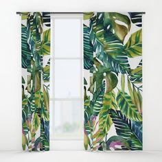 Buy banana life Window Curtains by markashkenazi. Worldwide shipping available at Society6.com. Just one of millions of high quality products available.