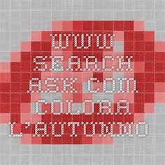 www.search.ask.com colora l'autunno