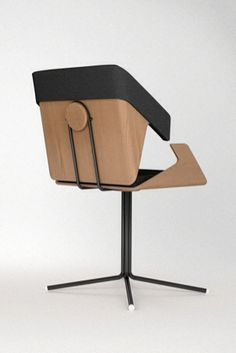 Simplicity Chair by Anton Naselevets