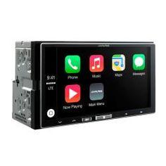 Alpine iLX-700 Double Din Apple Car Play Multimedia System