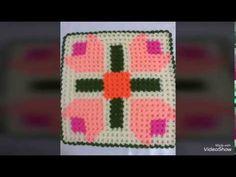 Lale kare lif yeni şık değişik kolay model yapılışı - YouTube