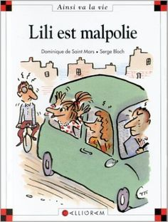 Lili est malpolie 41: Amazon.com: Dominique De Saint Mars: Books
