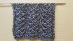 Patrones de Tejido Gratis - Principal Knitting Stitches, Knitting Patterns Free, Free Knitting, Stitch Patterns, Crochet Patterns, Fancy, Crochet Lace, Knitted Hats, Embroidery