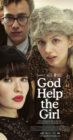 God Help the Girl - with Emily Browning and Hannah Murray  Ridiculously Good Movie.