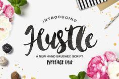 50%Off-Hustle Brush + Bonus - Script