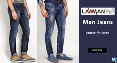 Get your new pair of Lawman #Jeans this summer season