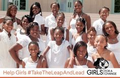 TheGirls for a Change organizationis led by one of our former TEDWomen  speakers, Angela Patton. She and her team change girls' lives one at a time  and make a difference every day. Please contribute whatever you can.
