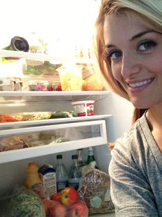 Relish the Goodness: Inside Daphne Ozs Fridge.  Our favorite Dr. Oz's daughter prettier than Dad & making him proud.