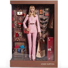 Fotomodel als Barbie model