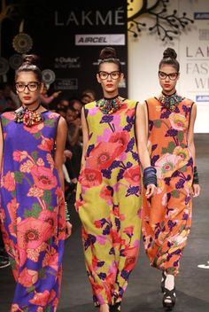 Sabyasachi --- major floral major color