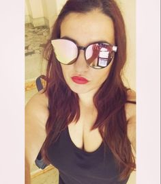 "▪Dicono di me, non sono più com'ero. Questa sono io e loro sono ""Oronero""▪#mood #photooftheday #photomania #memories #ricordi #summer #instagrammer #instagram #nofilter #iger #black #noir #allblack #everywhere #casualstyle #top #sunglasses #newcollection #mode #event #likeforlike #like4like #makeup #lipstick #lipgloss #red #longhair #click #selfie #outfit http://ameritrustshield.com/ipost/1552428467365233057/?code=BWLVXdIgkGh"